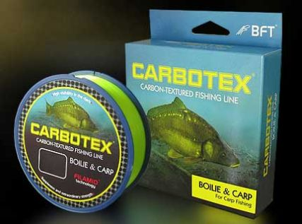 Silón Carbotex Bolie Carp 0.355mm, 450M