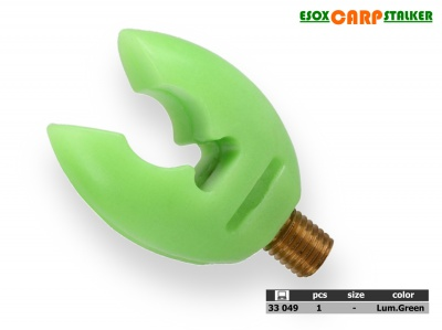 Esox Rod Rest Lum.Green