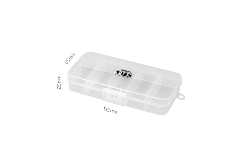 Krabica Delphin TBX One 132-10P 132x65x25mm
