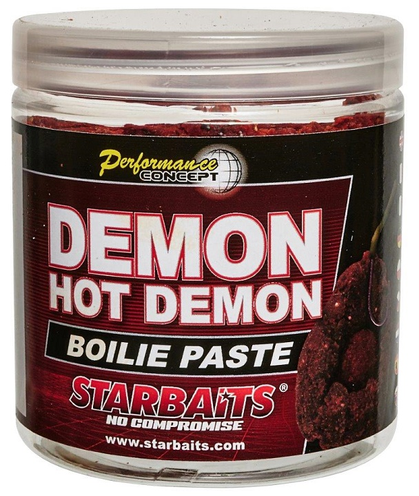 Starbaits Hot Demon Obaľovacia pasta 250g