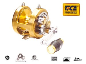 TICA TEAM ST SERIES – GOLD 558