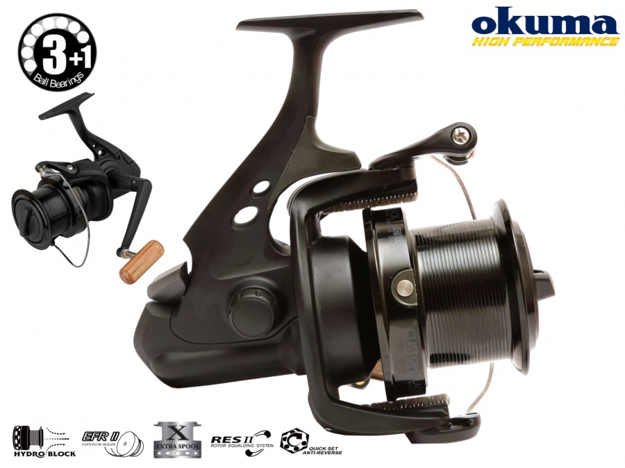 Okuma Custom Black CB 60