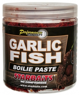 Starbaits Garlic Fish Obaľovacia pasta 250g