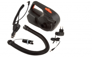 Fox Pumpa Air Pump - 12V Pump/Deflater