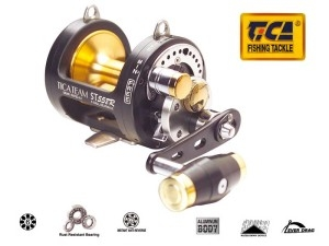 TICA TEAM ST SERIES – BLACK 558