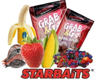 Starbaits BOILIES GLOBAL 20mm 2.5kg
