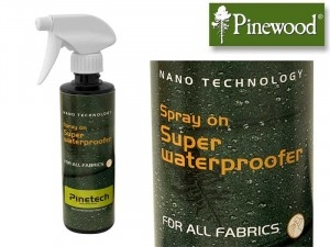 Pinewood PINETECH SPRAY ON SUPER WATERPROOFER
