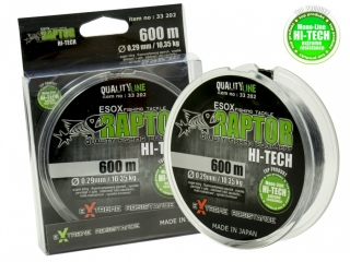 Esox Raptor HI-TECH 600