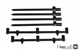 Prologic BLACK FIRE BANKSTICKS & BUZZER BARS