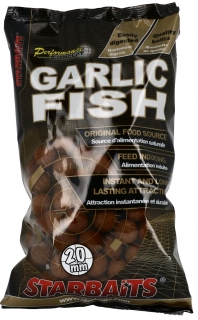 Boilies STARBAITS Garlic Fish 1kg